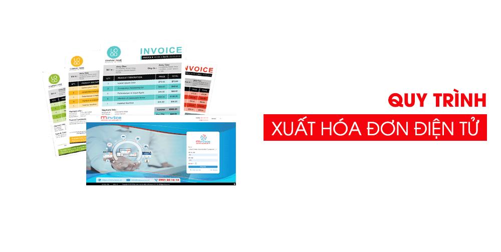 Hướng dẫn quy trình xuất hóa đơn điện tử trên phần mềm M-invoice?